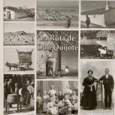 Libros de segunda mano: LA RUTA DE DON QUIJOTE. I CENTENARIO 1905-2005. - AZORIN.. Lote 228510705