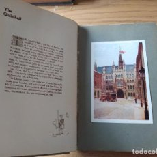 Libros de segunda mano: LONDON, IN COLOUR PHOTOGRAPHY, FIFTY PICTURES WITH DESCRIPTIVES NOTES, FOREWORD BY GEO R. SIMS, 1920. Lote 229156567