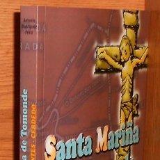 Libros de segunda mano: X13 - SANTA MARIÑA DE TOMONDE. TERRA DE MONTES. CERDEDO. A. RODRIGUEZ FRAIZ. GALICIA. NUEVO.. Lote 229426930