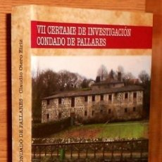 Libros de segunda mano: X11 - A CHANTADA FABRIL. CURTIDOS. COIRO. HISTORIA. OFICIOS. OTERO EIRIZ. PALLARES. LUGO. GALICIA.. Lote 229429220