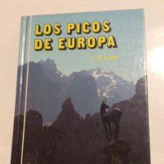 Libros de segunda mano: LOS PICOS DE EUROPA J. R. LUEJE EDICIÓN DE 1991 EVEREST. Lote 230299010