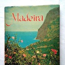 Libros de segunda mano: MADEIRA. FREDERIC P. MARJAY. LIVRARIA BERTRAND, LISBOA, 1965. Lote 230851770