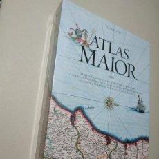 Libros de segunda mano: ATLAS MAIOR. 1665. JOAN BLAEU. TASCHEN, 2005. 593 PP. MUY ILUSTRADO. PRECINTADO. 27 X 40 CM.. Lote 231683095
