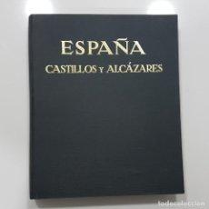 Livres d'occasion: ESPAÑA CASTILLOS Y ALCAZARES, JOSE ORTIZ ECHAGÜE, 1971. BUEN ESTADO. Lote 233019060