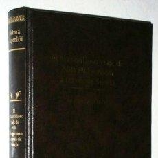 Libros de segunda mano: EL MARAVILLOSO VIAJE DE NILS HOLGERSSON A TRAVÉS DE SUECIA / SELMA LAGERLÖF / ED CERVANTES BARCELONA. Lote 36276579