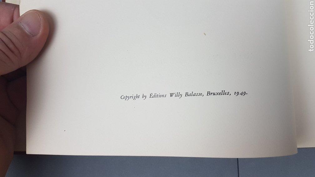 Libros de segunda mano: EXCELENTE LIBRO DE FOTOGRABADOS, ROBERT GILLON DE SEGOVIA. AÑO 1949.EDIC. NUMERO 322. DESCATALOGADO - Foto 4 - 235450250