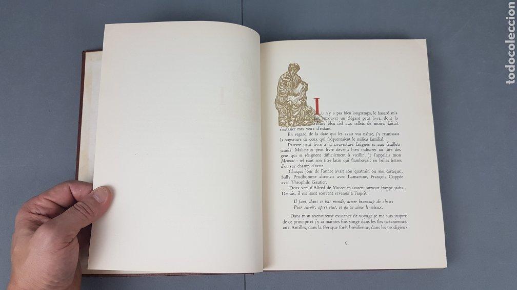 Libros de segunda mano: EXCELENTE LIBRO DE FOTOGRABADOS, ROBERT GILLON DE SEGOVIA. AÑO 1949.EDIC. NUMERO 322. DESCATALOGADO - Foto 8 - 235450250