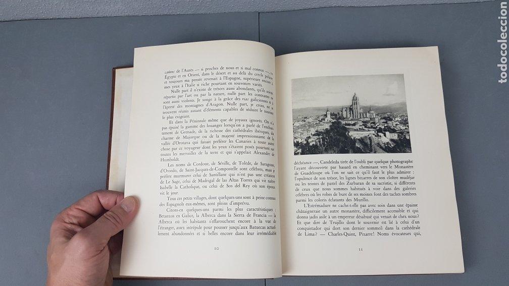 Libros de segunda mano: EXCELENTE LIBRO DE FOTOGRABADOS, ROBERT GILLON DE SEGOVIA. AÑO 1949.EDIC. NUMERO 322. DESCATALOGADO - Foto 9 - 235450250