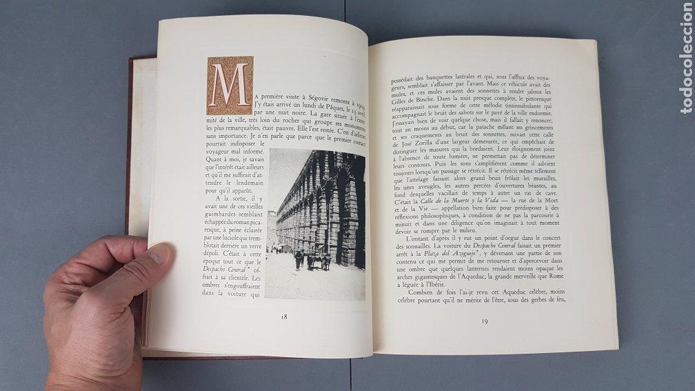 Libros de segunda mano: EXCELENTE LIBRO DE FOTOGRABADOS, ROBERT GILLON DE SEGOVIA. AÑO 1949.EDIC. NUMERO 322. DESCATALOGADO - Foto 10 - 235450250
