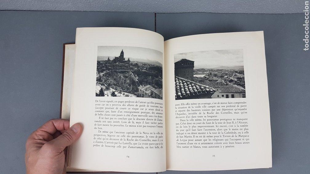 Libros de segunda mano: EXCELENTE LIBRO DE FOTOGRABADOS, ROBERT GILLON DE SEGOVIA. AÑO 1949.EDIC. NUMERO 322. DESCATALOGADO - Foto 11 - 235450250