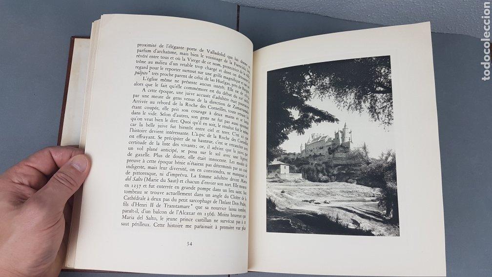Libros de segunda mano: EXCELENTE LIBRO DE FOTOGRABADOS, ROBERT GILLON DE SEGOVIA. AÑO 1949.EDIC. NUMERO 322. DESCATALOGADO - Foto 13 - 235450250