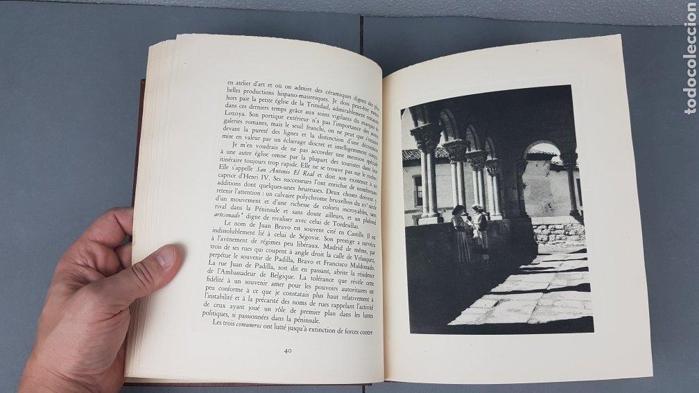 Libros de segunda mano: EXCELENTE LIBRO DE FOTOGRABADOS, ROBERT GILLON DE SEGOVIA. AÑO 1949.EDIC. NUMERO 322. DESCATALOGADO - Foto 16 - 235450250