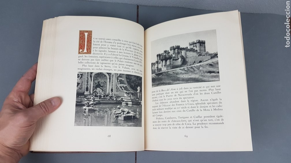 Libros de segunda mano: EXCELENTE LIBRO DE FOTOGRABADOS, ROBERT GILLON DE SEGOVIA. AÑO 1949.EDIC. NUMERO 322. DESCATALOGADO - Foto 19 - 235450250
