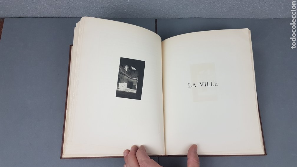 Libros de segunda mano: EXCELENTE LIBRO DE FOTOGRABADOS, ROBERT GILLON DE SEGOVIA. AÑO 1949.EDIC. NUMERO 322. DESCATALOGADO - Foto 20 - 235450250