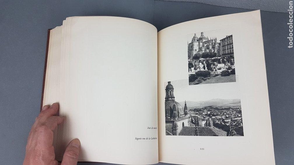 Libros de segunda mano: EXCELENTE LIBRO DE FOTOGRABADOS, ROBERT GILLON DE SEGOVIA. AÑO 1949.EDIC. NUMERO 322. DESCATALOGADO - Foto 26 - 235450250