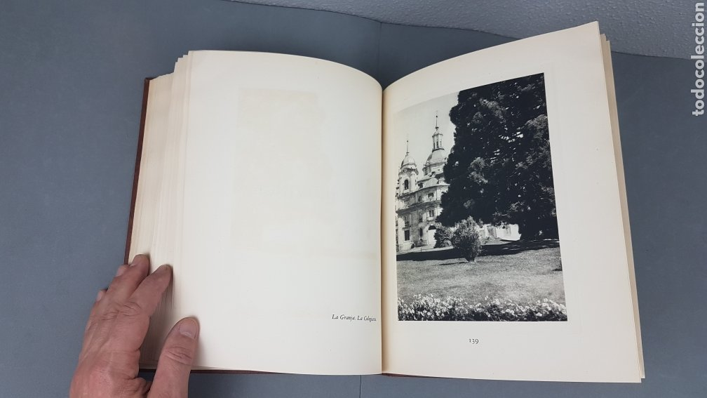 Libros de segunda mano: EXCELENTE LIBRO DE FOTOGRABADOS, ROBERT GILLON DE SEGOVIA. AÑO 1949.EDIC. NUMERO 322. DESCATALOGADO - Foto 27 - 235450250