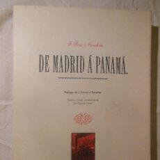Libros de segunda mano: DE MADRID A PANAMA. 1995 F.PERIS MENCHETA. Lote 235529015