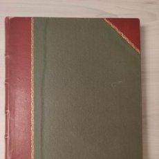 Libros de segunda mano: REVISTA ÁFRICA, AÑO 1950 ENCUADERNADO. Lote 235557410