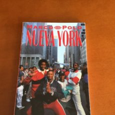 Libros de segunda mano: NUEVA YORK GUÍA DE VIAJE - MARCO POLO - SALVAT 1991. Lote 236027840