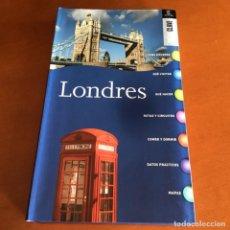 Libros de segunda mano: GUÍAS CLAVE LONDRES - ESPASA - 2008 - PÁG. 350. Lote 236034530