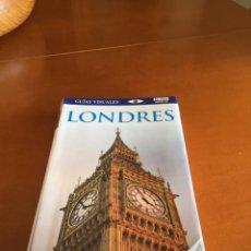 Libros de segunda mano: LONDRES GUÍAS VISUALES - EL PAÍS AGUILAR - 2013 - PÁG. 450. Lote 236035430