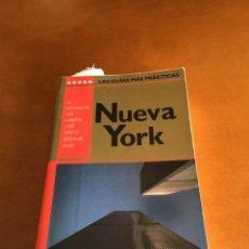 Libros de segunda mano: NUEVA YORK - GUIA PRACTICA - EL PAIS AGUILAR - 1992 - PÁG. 440. Lote 236036120