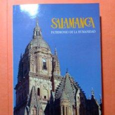 Libros de segunda mano: SALAMANCA PATRIMONIO DE LA HUMANIDAD GUÍA 1996-97 INFORMATIVA COMERCIAL TURÍSTICA. Lote 236372990