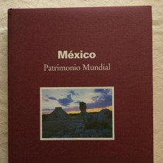 Libros de segunda mano: MÉXICO. PATRIMONIO MUNDIAL. Lote 236663455