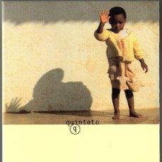 Libros de segunda mano: CUADERNOS AFRICANOS. VIAJE AL CORAZÓN DE ÁFRICA. ALFONSO ARMADA. PENÍNSULA 2002. 503 PÁG TAPA BLANDA. Lote 236683650