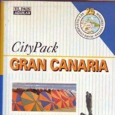 Libros de segunda mano: GRAN CANARIA (CITY PACK). Lote 236706305