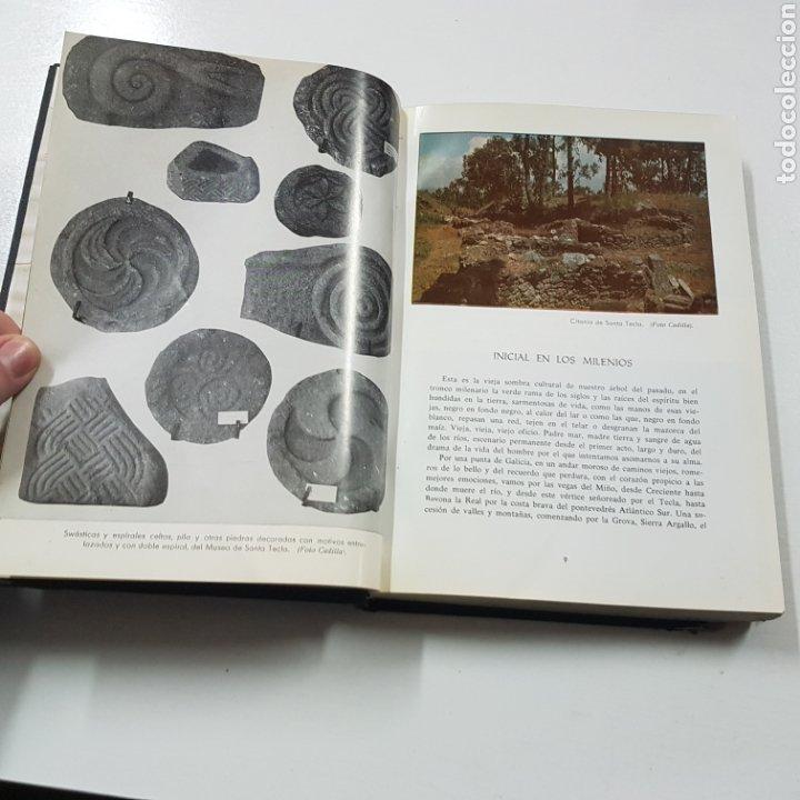 Libros de segunda mano: BAJO MIÑO Y COSTA SUR 1967 ELISEO ALONSO - Foto 4 - 236717310