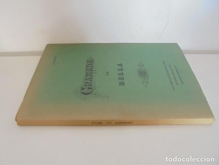 Libros de segunda mano: GRANADA LA VELLA. A. GANIVET. EDITORIAL DON QUIJOTE 1981. - Foto 2 - 236992830