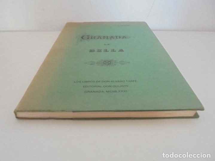 Libros de segunda mano: GRANADA LA VELLA. A. GANIVET. EDITORIAL DON QUIJOTE 1981. - Foto 3 - 236992830