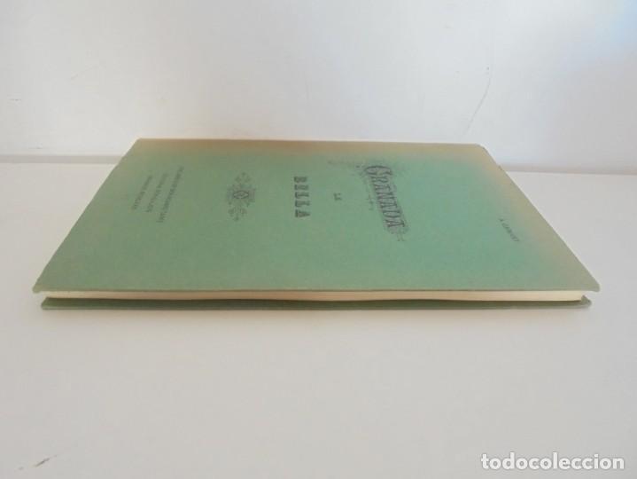 Libros de segunda mano: GRANADA LA VELLA. A. GANIVET. EDITORIAL DON QUIJOTE 1981. - Foto 4 - 236992830