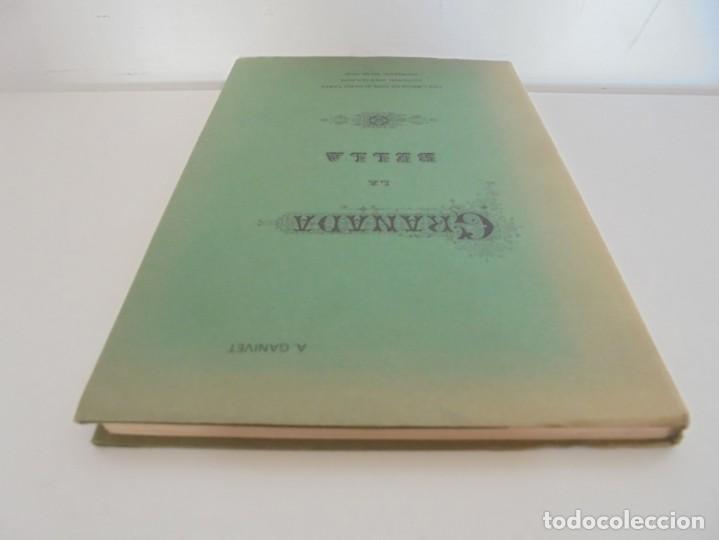 Libros de segunda mano: GRANADA LA VELLA. A. GANIVET. EDITORIAL DON QUIJOTE 1981. - Foto 5 - 236992830