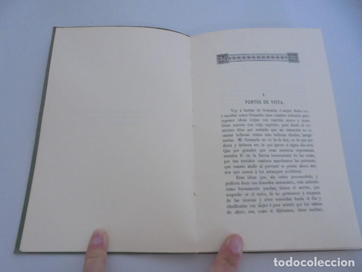 Libros de segunda mano: GRANADA LA VELLA. A. GANIVET. EDITORIAL DON QUIJOTE 1981. - Foto 9 - 236992830