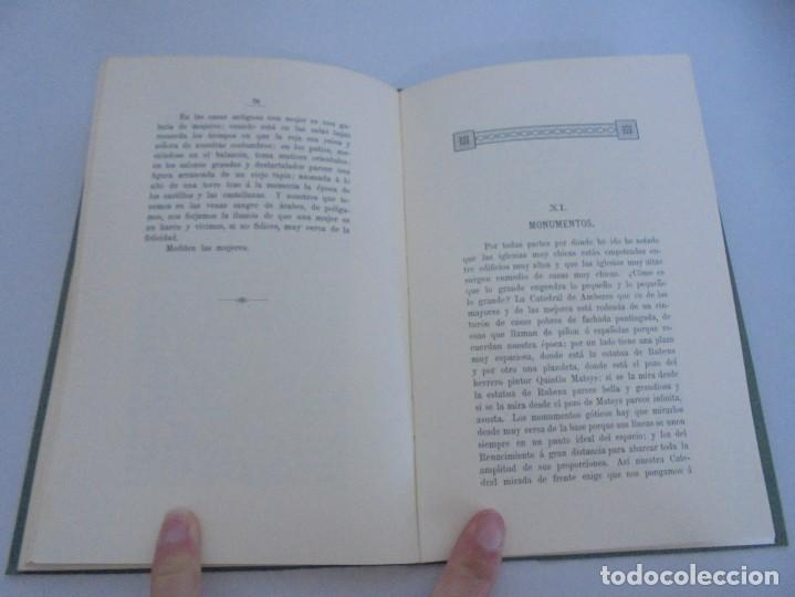 Libros de segunda mano: GRANADA LA VELLA. A. GANIVET. EDITORIAL DON QUIJOTE 1981. - Foto 12 - 236992830