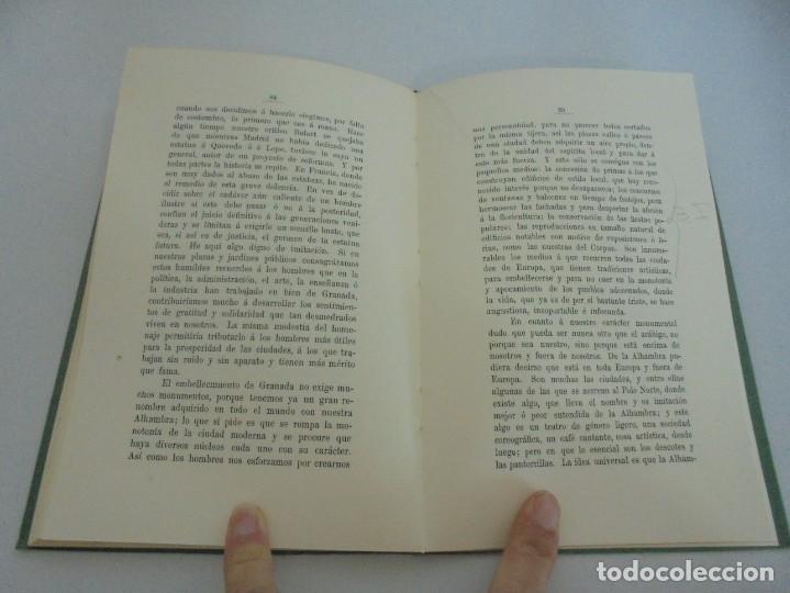 Libros de segunda mano: GRANADA LA VELLA. A. GANIVET. EDITORIAL DON QUIJOTE 1981. - Foto 13 - 236992830