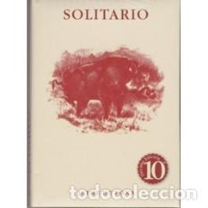Livros em segunda mão: CAZA - SOLITARIO. - FOXÁ, JAIME DE CAZA MAYOR AGUARDOS MONTERIA. Lote 237726140