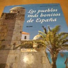 Libros de segunda mano: LOS PUEBLOS MÁS BONITOS DE ESPAÑA. Lote 237960775