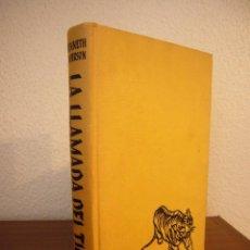 Libros de segunda mano: KENNETH ANDERSON: LA LLAMADA DEL TIGRE (JUVENTUD, 1964) PRIMERA EDICIÓN. RARO.. Lote 238260805