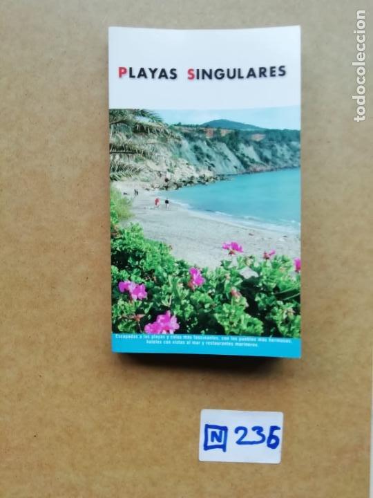 PLAYAS SINGULARES (Libros de Segunda Mano - Geografía y Viajes)