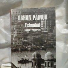 Livros em segunda mão: OHRAN PAMUK. ESTAMBUL. (CIUDAD Y RECUERDOS). MONDADORI. Lote 239920560