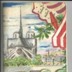 Libros de segunda mano: GUIA TURISTICA DE VIAJE *PARIS*, AÑO 1966. Lote 240916400