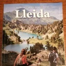 Libros de segunda mano: LLEIDA (GUIA VIAJAR). Lote 241399630
