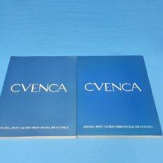 Libros de segunda mano: CUENCA - REVISTA CUENCA N° 27 Y 28 - SEMESTRE I Y II - 1986. Lote 242077745