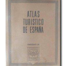 Livros em segunda mão: ÁTLAS TURÍSTICO DE ESPAÑA. OBSEQUIO DE SOCIEDAD ESPAÑOLA DE ESPECIALIDADES WASSERMANN. Lote 242160065