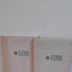 Libros de segunda mano: GRAN ATLAS AGUILAR. 3 VOLUMENES. Lote 242938960