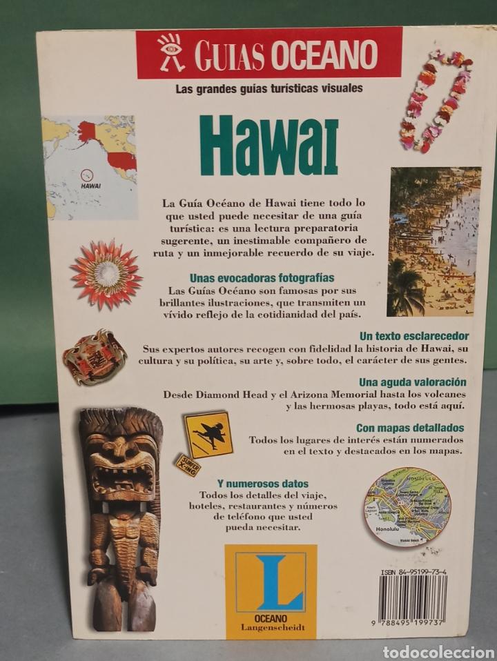 Libros de segunda mano: Guías océano Hawaii Año 2000 - Foto 2 - 243147520