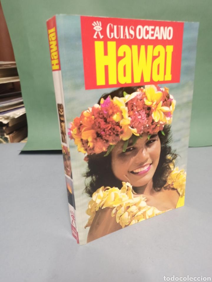 GUÍAS OCÉANO HAWAII AÑO 2000 (Libros de Segunda Mano - Geografía y Viajes)